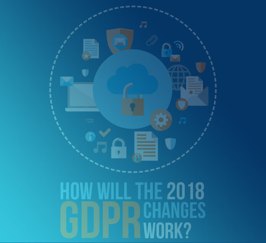 How Will The 2018 GDPR Changes Work